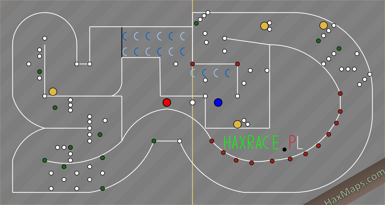 hax ball maps   Ziemniok Racer v1 B