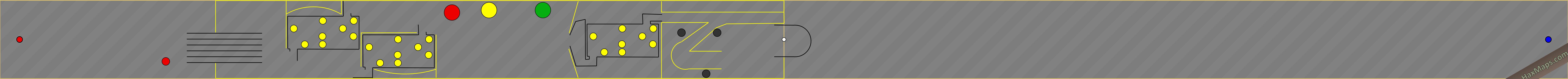 hax ball maps | Yellow Selco v1