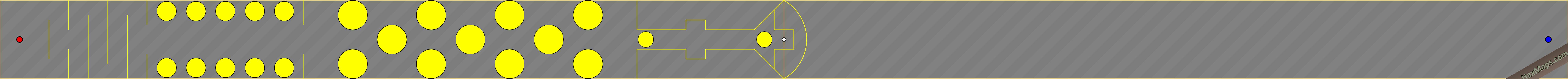 hax ball maps   Yellow Beginner by Galactic Boy