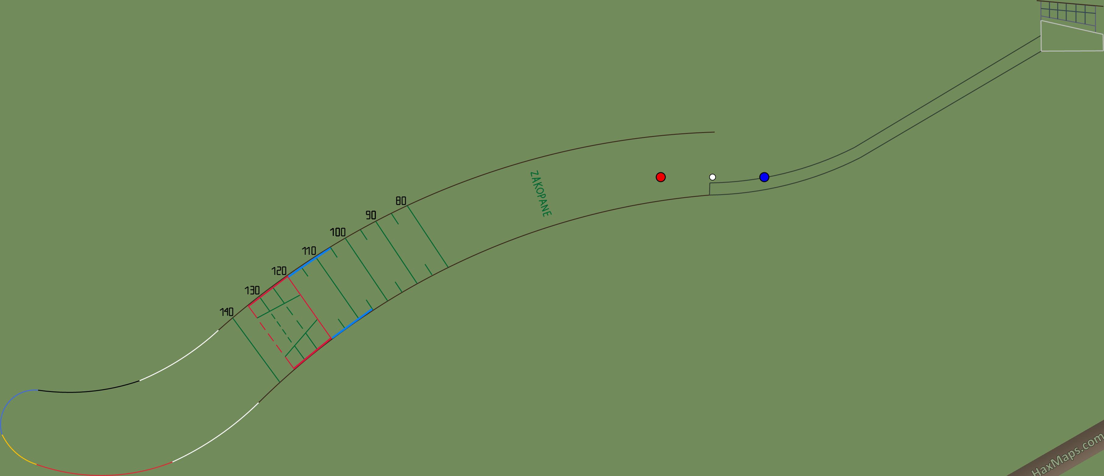 hax ball maps   Zakopane HS134
