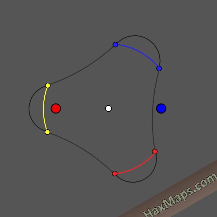 hax ball maps | 3 Man