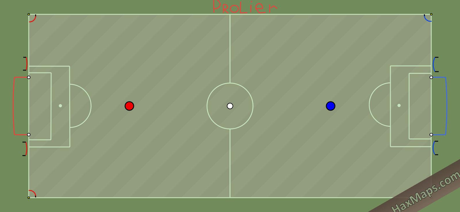 hax ball maps   Mini Real 3 v 3 Tr ProLier