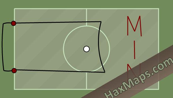hax ball maps   Entrenamiento Arquero