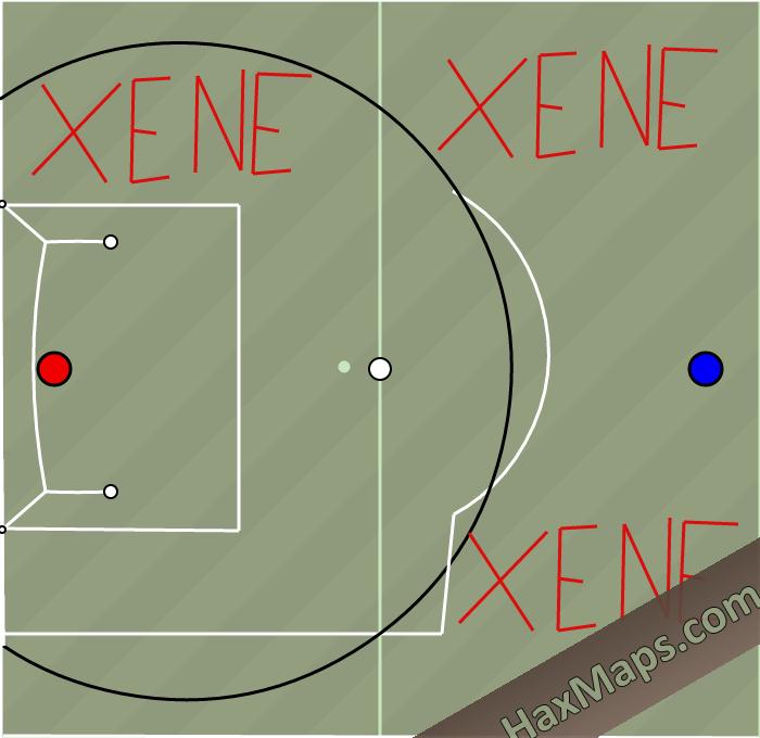 hax ball maps | Xene entrenamiento SIN BUGS