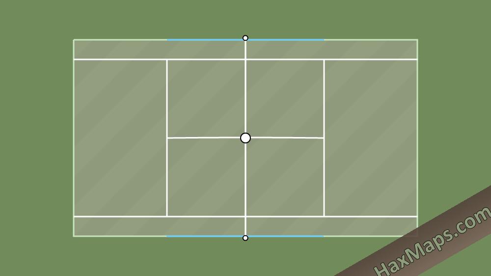 hax ball maps   Tennis v2 by Ransor FIX