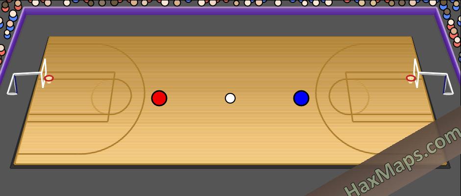 hax ball maps | Basketball 3D (by Osprey)