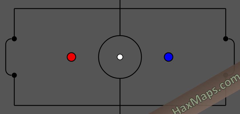 hax ball maps | Classic Black