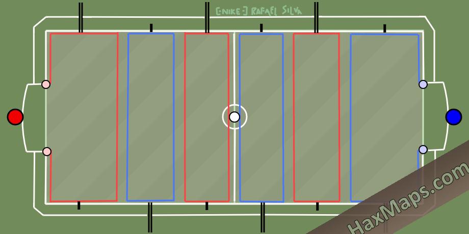 hax ball maps | Table Football 3v3