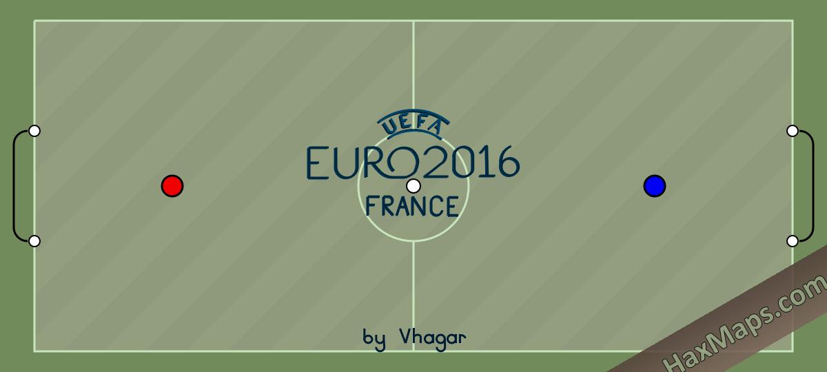 hax ball maps   UEFA EURO 2016