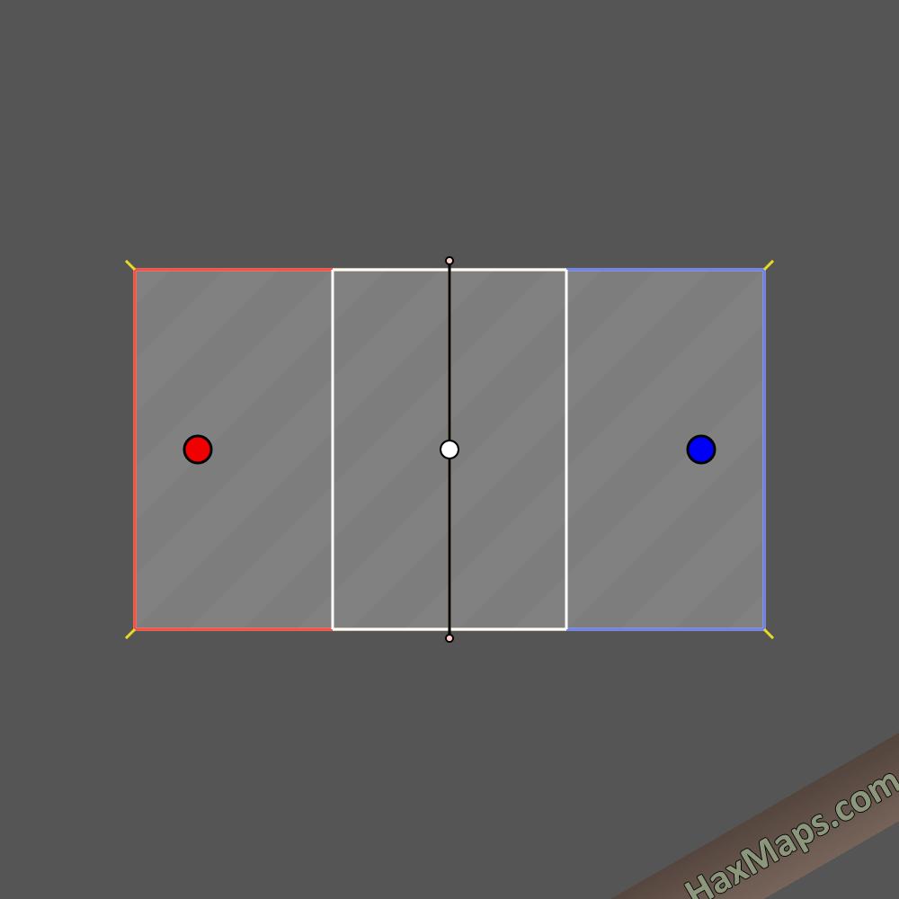 hax ball maps | Volleyball v3 | Leo