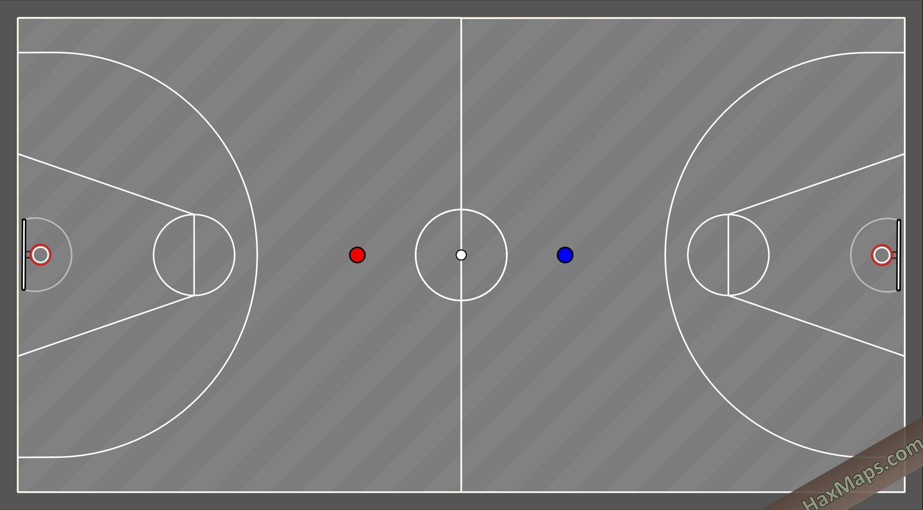 hax ball maps   Basketball v4