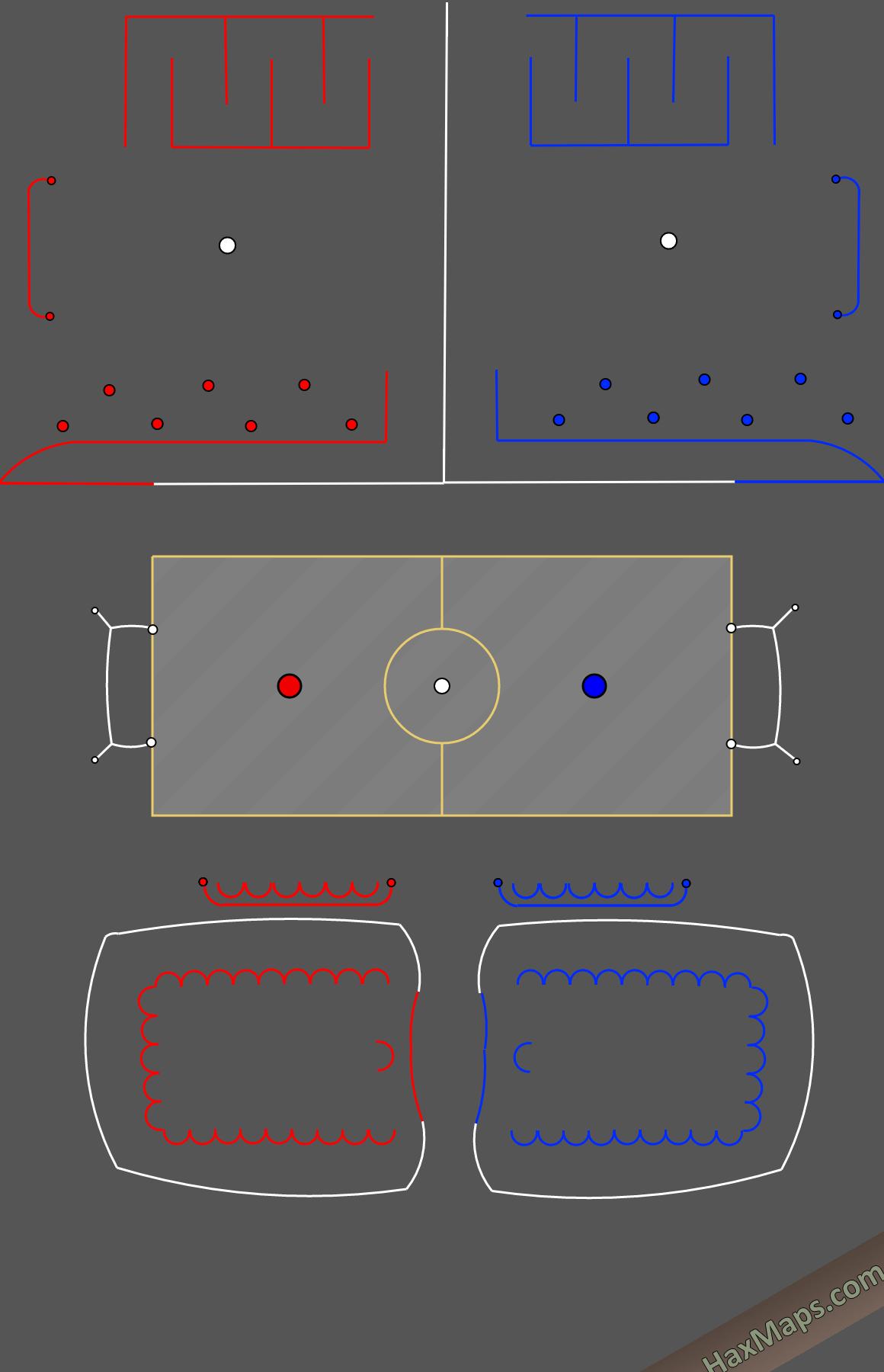 hax ball maps | Futsal New by LSEYY