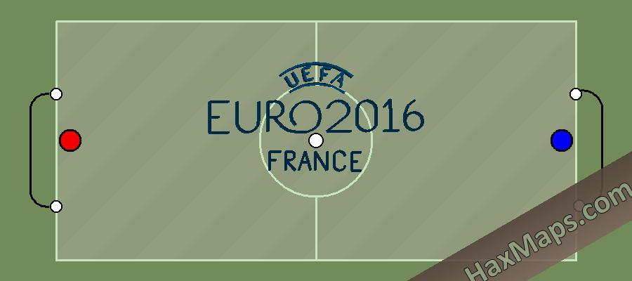 hax ball maps | UEFA EURO 2016 Classic Map