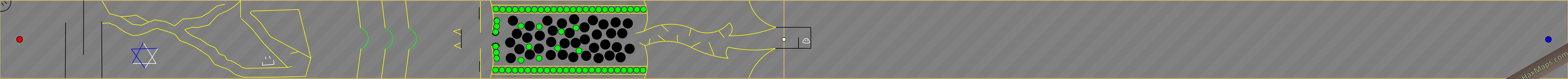 haxball maps | Yellow Normal