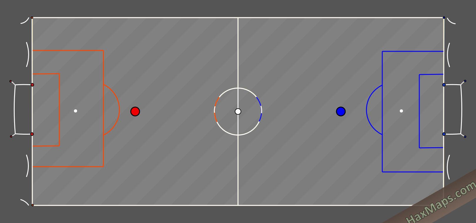 hax ball maps | Titanes Del Mini v3