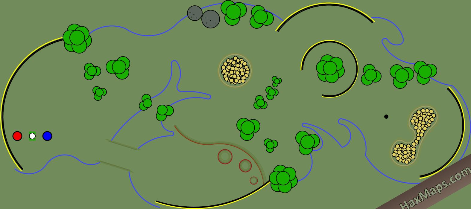 hax ball maps   HaxGolf