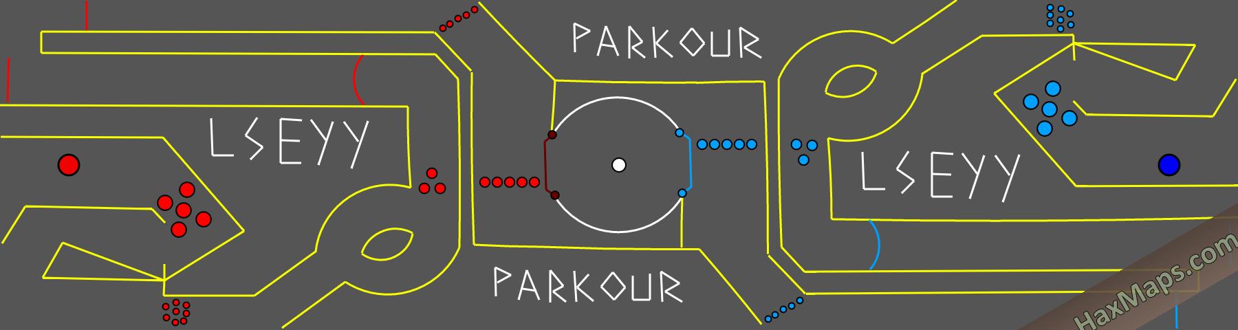 hax ball maps | Parkour Lseyy 1