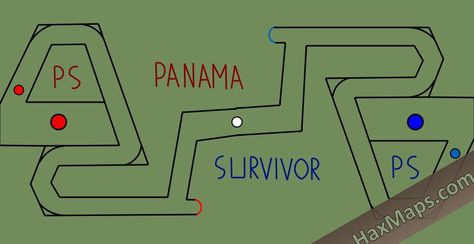 hax ball maps | PANAMA SURVIVOR 2   Engelli Parkur   by LSEYY