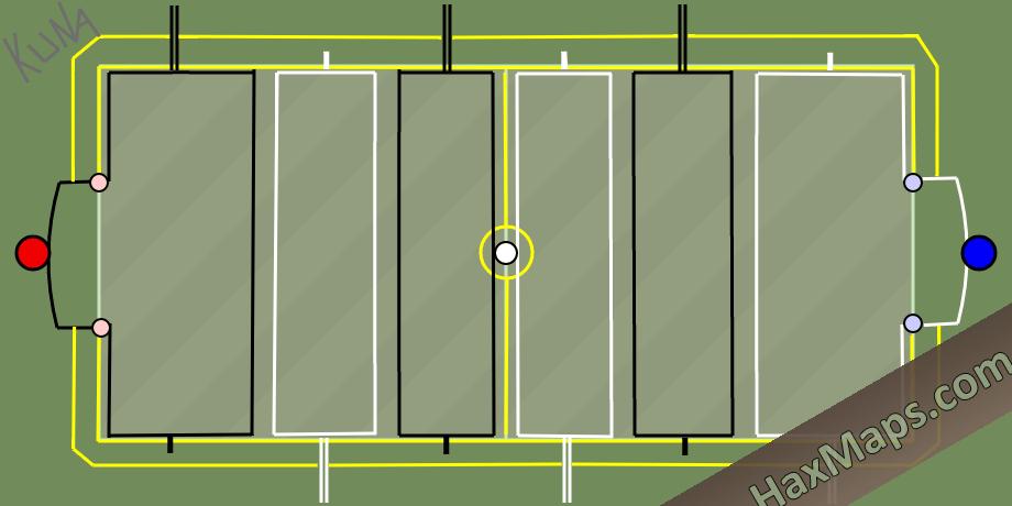 hax ball maps | Matrecos 3V3 By iShow Para Kuna