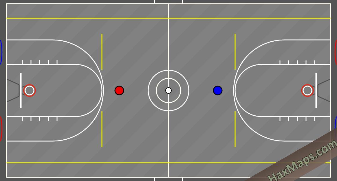 hax ball maps | Real Basketball 3v3 Olympics Basketball