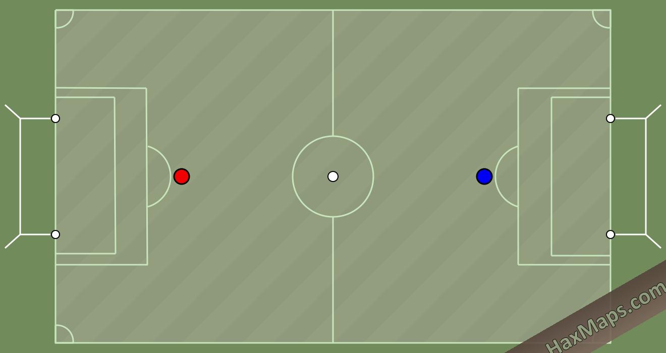 hax ball maps | Medium - No Goal V1.0 © Dumble