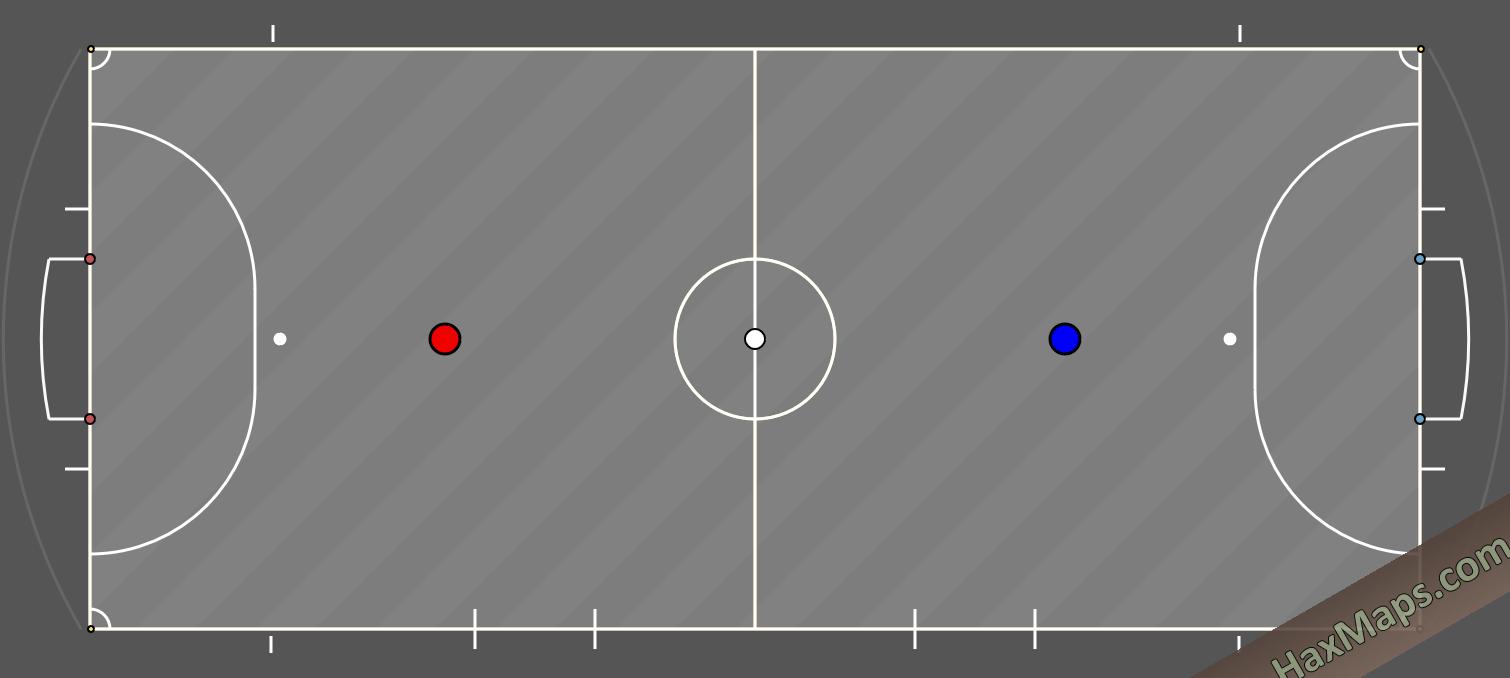 hax ball maps | Futsal 3vs3 by HaxBall White Night  H W N