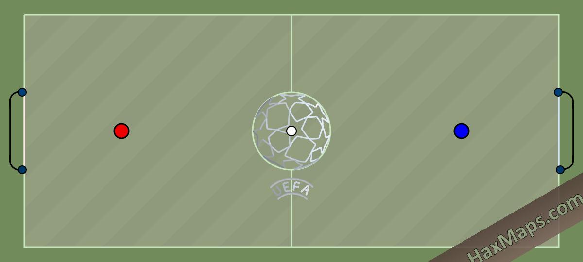 hax ball maps | Uefa Champions League by Vhagar