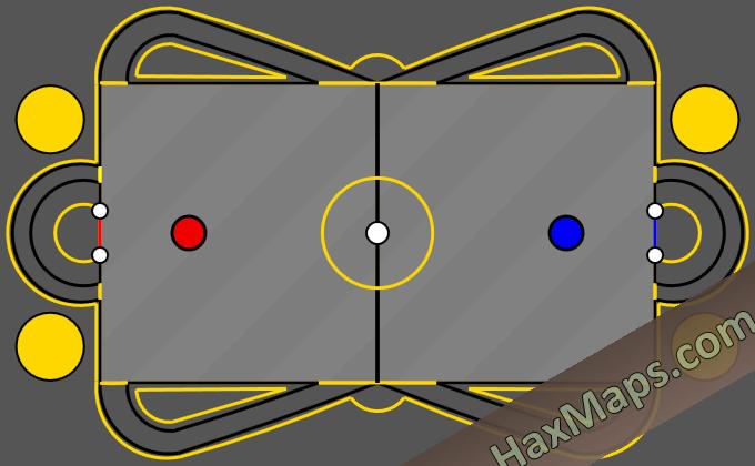 hax ball maps   Classic Rainbow By iShow
