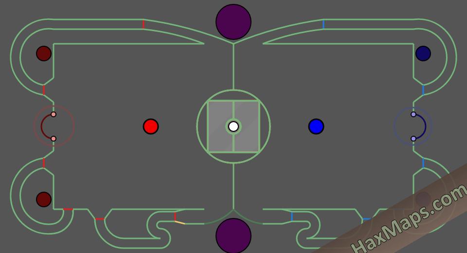 hax ball maps | Space Vortex Gold