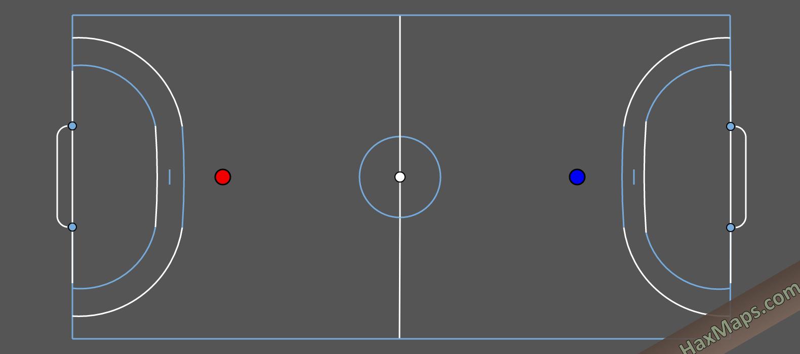 hax ball maps | Stade Vélodrome • OM •