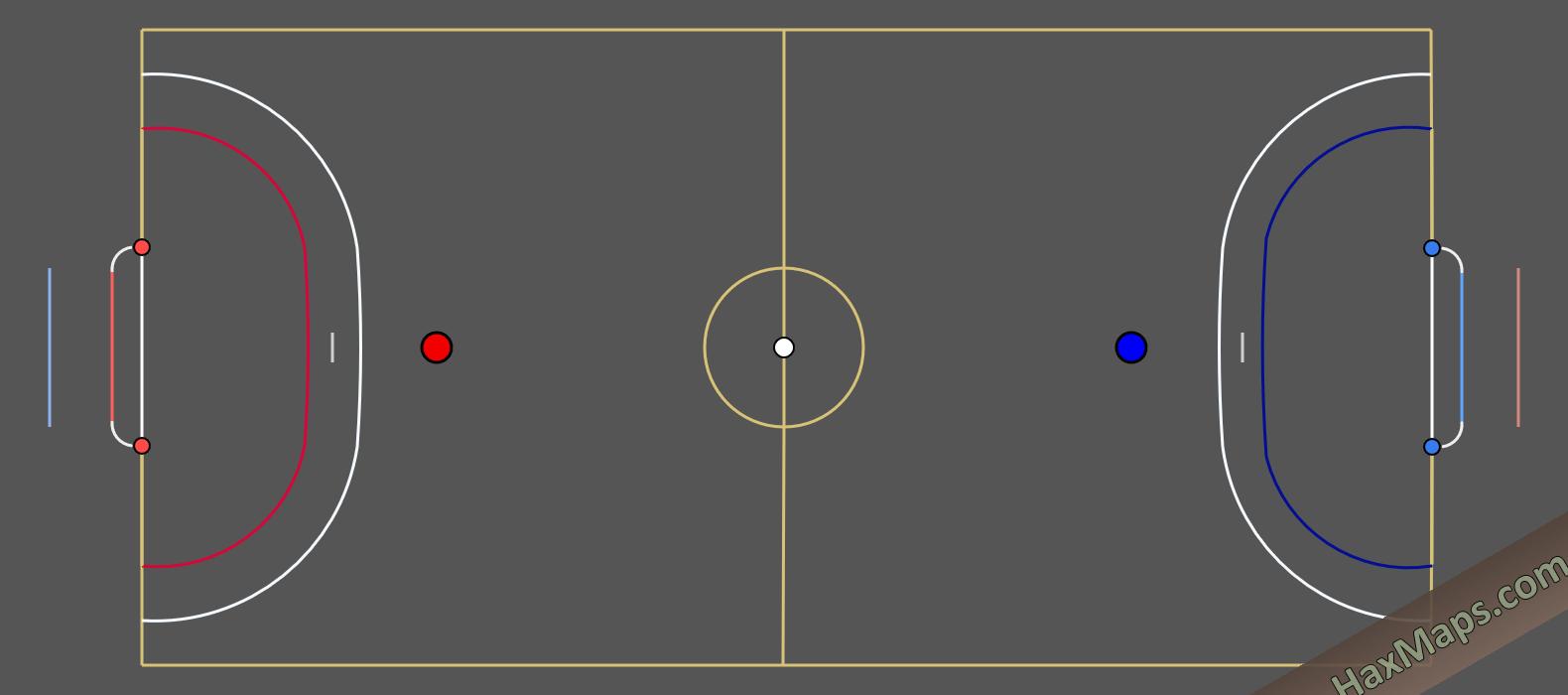 hax ball maps | Handball by HaxBall White Night