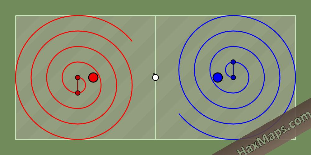 hax ball maps   Spiral Match by Galactic Boy