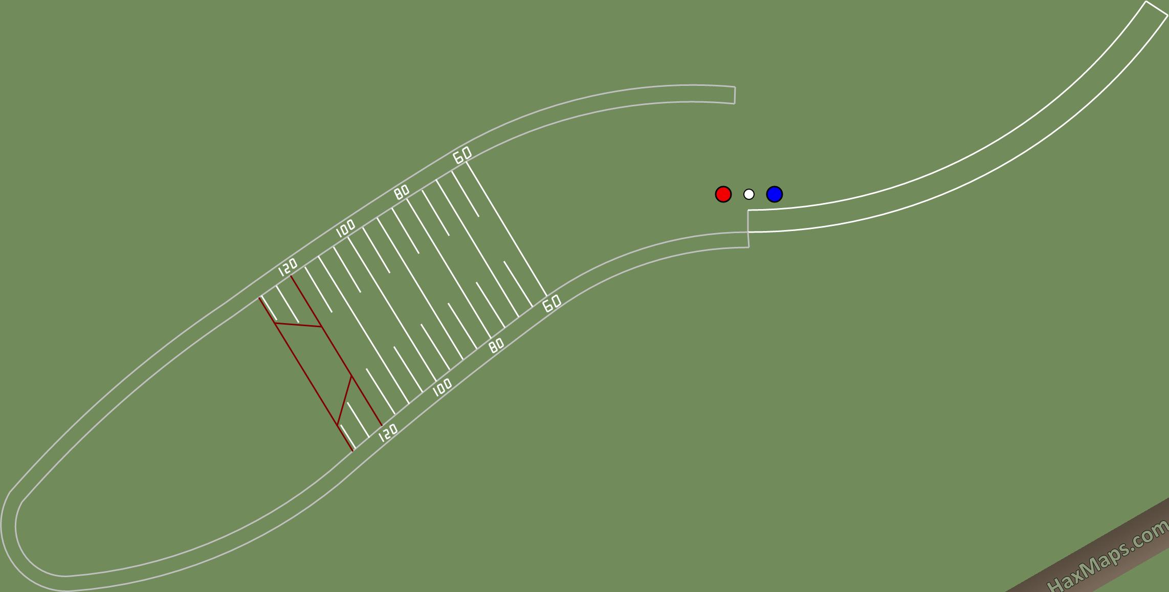 hax ball maps | Hakuba K120