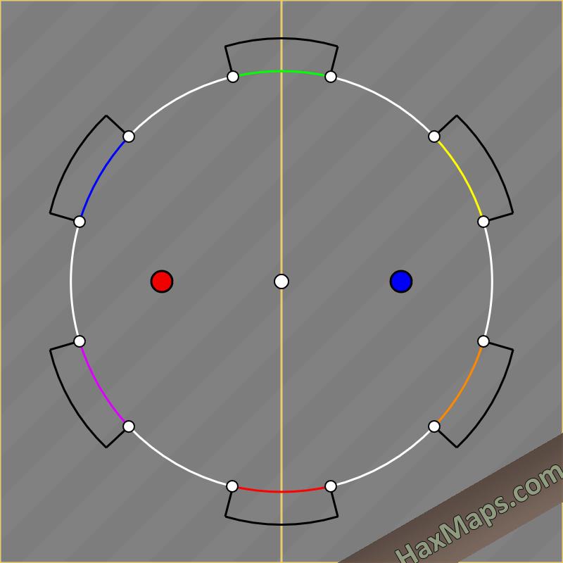 hax ball maps | Kayzo JAPON V6
