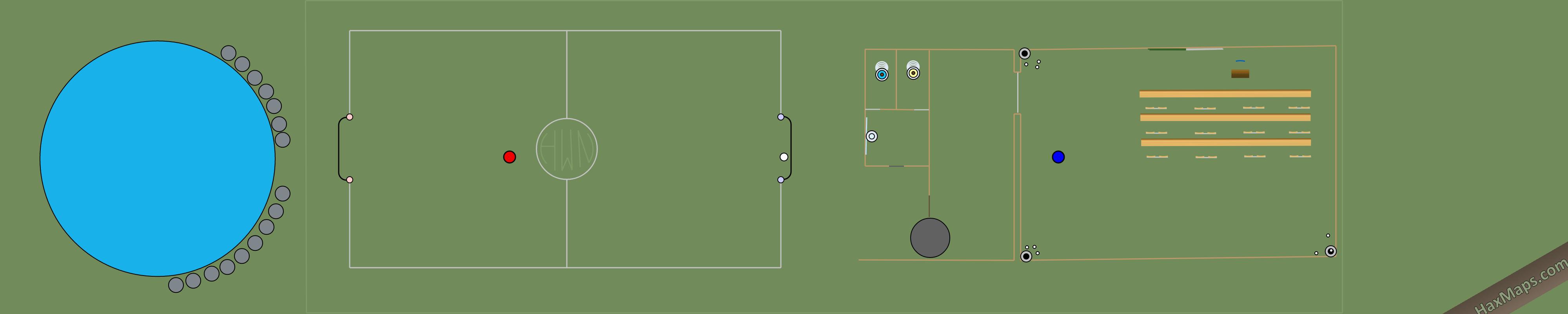 hax ball maps | School HWN University