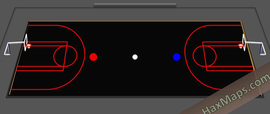 hax ball maps | basketball 3d ivan alonso original