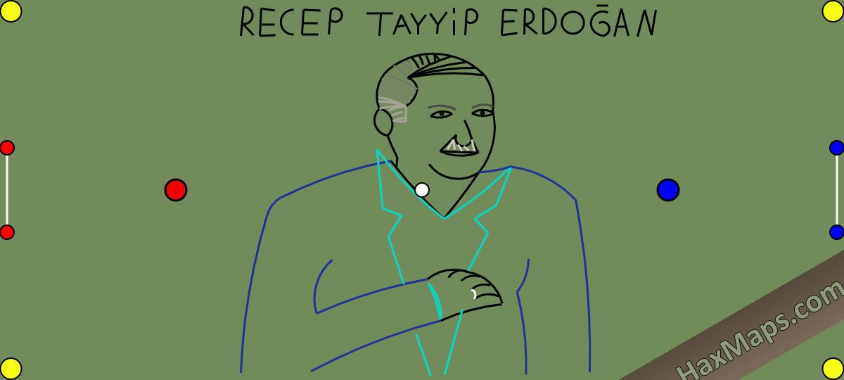 hax ball maps | Recep Tayyip Erdogan