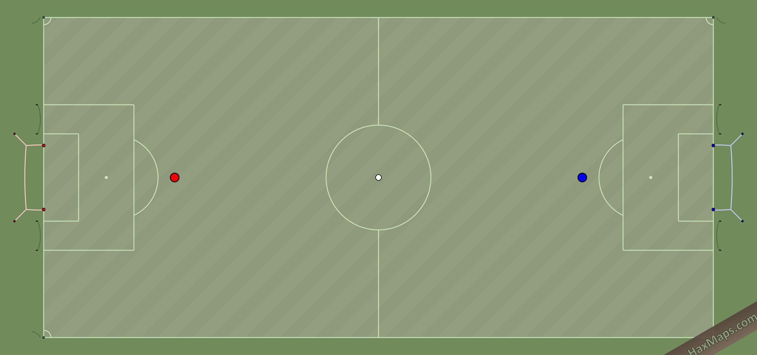 hax ball maps | Real Soccer v4 byTatiCT