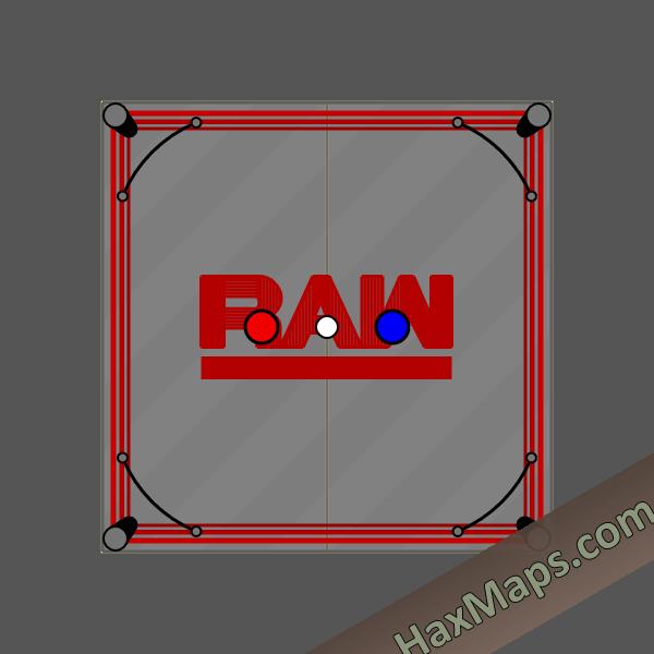 hax ball maps | WWE Raw by Edge