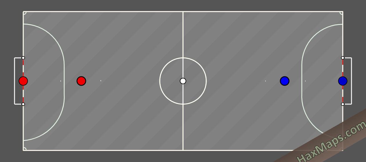 hax ball maps | Futsal AutoGK v2 By iShow