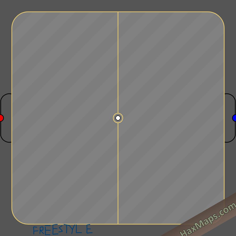 haxball maps | freestyle futsal 2