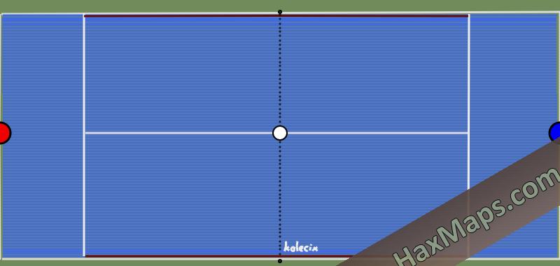 hax ball maps | kalecix tenis 3x3