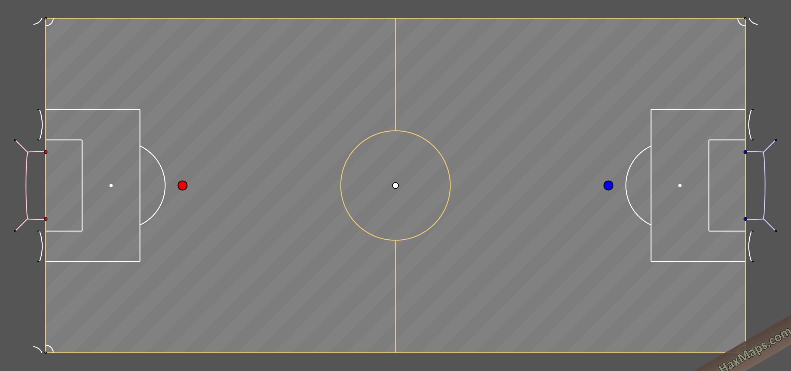 hax ball maps | Real Futsal v4 v5 byTatiCT