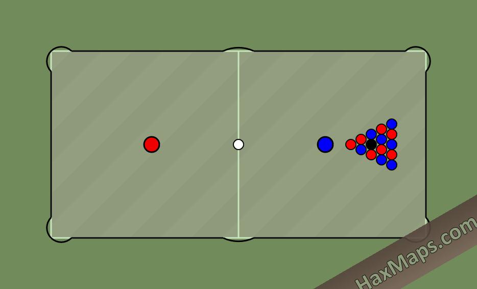 hax ball maps | bilard