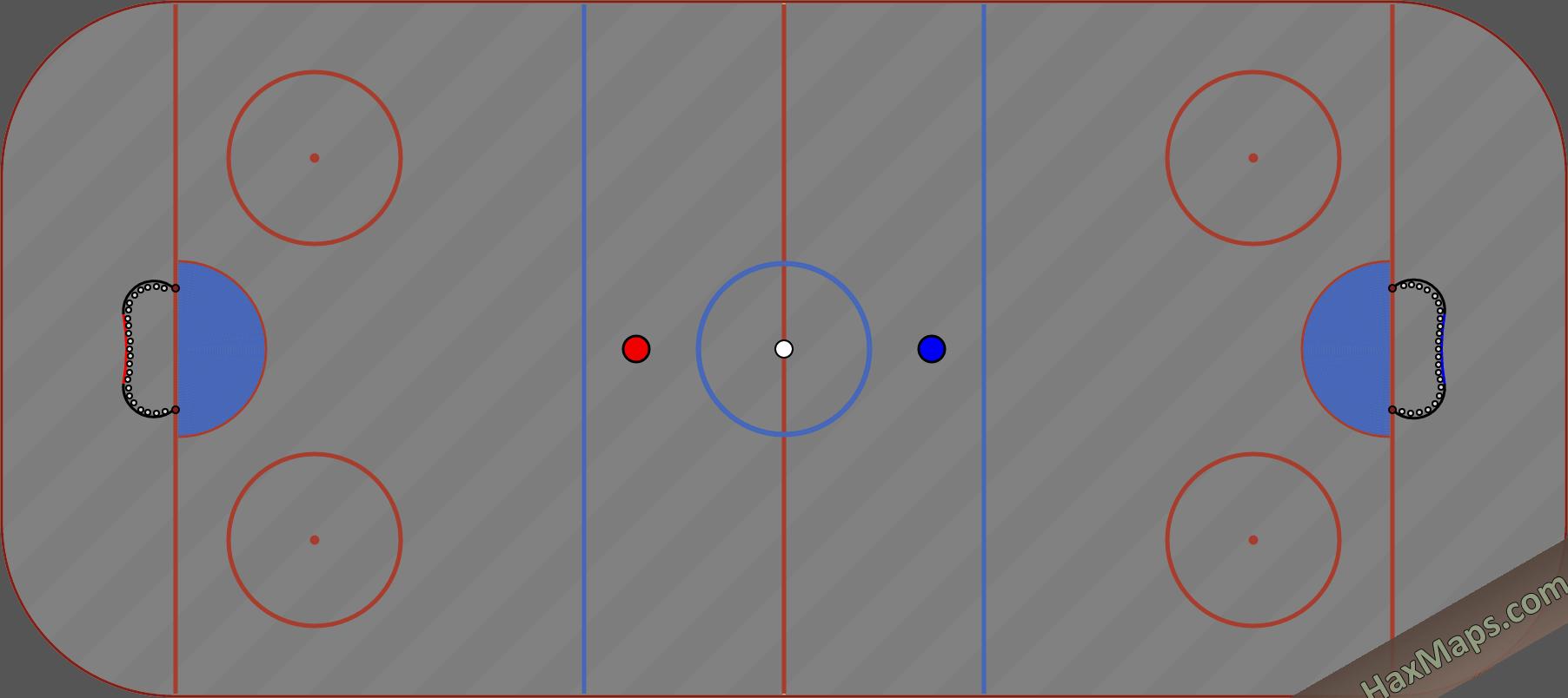 haxball maps | Hockey by NATSU Edit