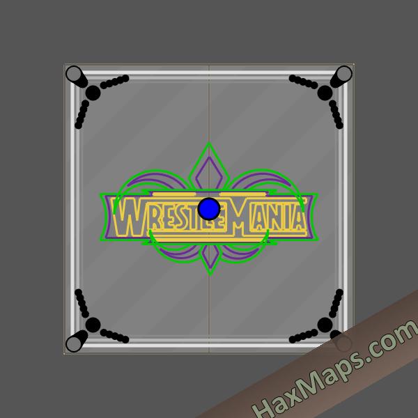 hax ball maps | WWE WrestleMania 34 by Edge