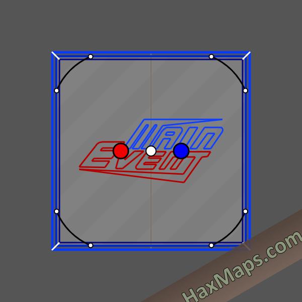 hax ball maps | WWE Main Event by The Miz