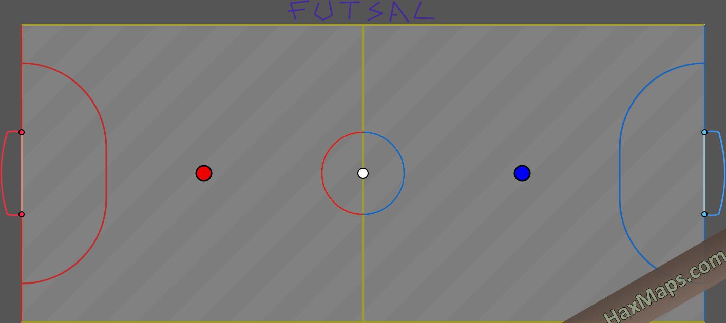 hax ball maps | Futsal x3 x4