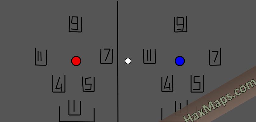 hax ball maps | v6 dizilim by Minerva