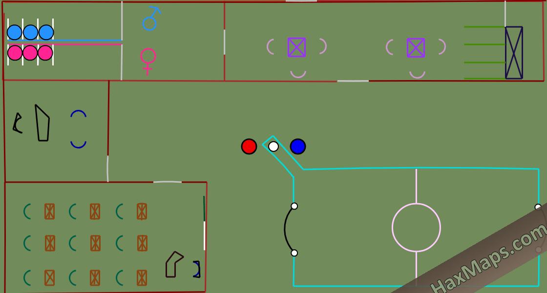 hax ball maps | okul mapi bymario